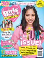 Girls' World May 01, 2021 Issue Cover