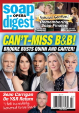 Soap Opera Digest July 05, 2021 Issue Cover