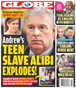 Globe | 1/11/2021 Cover
