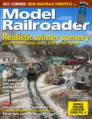 Model Railroader | 12/1/2020 Cover