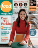 Food Network October 01, 2021 Issue Cover