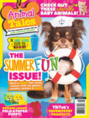 Animal Tales August 01, 2021 Issue Cover