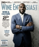 Wine Enthusiast May 01, 2021 Issue Cover