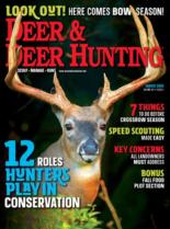 Deer & Deer Hunting   8/1/2020 Cover