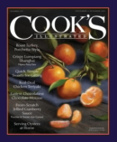 Cook's Illustrated November 01, 2021 Issue Cover