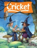 Cricket October 01, 2021 Issue Cover