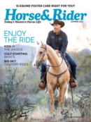 Horse & Rider June 01, 2021 Issue Cover