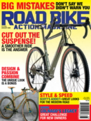 Road Bike Action August 01, 2020 Issue Cover