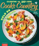Cook's Country August 01, 2021 Issue Cover