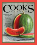 Cook's Illustrated July 01, 2021 Issue Cover
