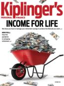 Kiplinger's Personal Finance October 01, 2021 Issue Cover