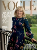 Vogue August 01, 2021 Issue Cover