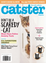 Catster | 9/1/2019 Cover