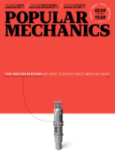 Popular Mechanics | 1/2021 Cover