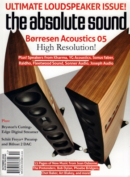 The Absolute Sound October 01, 2020 Issue Cover