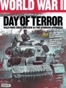 World War II August 01, 2021 Issue Cover