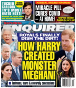 National Enquirer May 17, 2021 Issue Cover