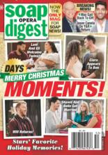 Soap Opera Digest | 12/28/2020 Cover