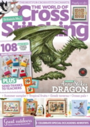 The World of Cross Stitching June 01, 2021 Issue Cover