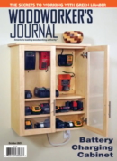 Woodworker's Journal October 01, 2021 Issue Cover