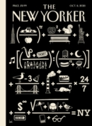 The New Yorker October 11, 2021 Issue Cover