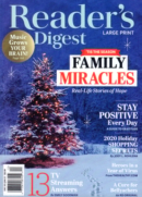 Reader's Digest - Large Print Edition | 12/2020 Cover
