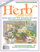 Herb Quarterly September 01, 2021 Issue Cover
