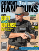 Combat Handguns | 5/1/2021 Cover