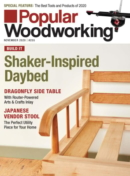 Popular Woodworking | 11/1/2020 Cover