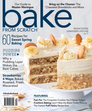 Bake From Scratch | 3/2021 Cover