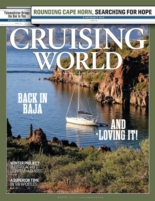 Cruising World March 01, 2021 Issue Cover