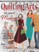 Quilting Arts | 10/1/2020 Cover