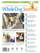 Whole Dog Journal June 01, 2021 Issue Cover