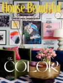 House Beautiful April 01, 2021 Issue Cover