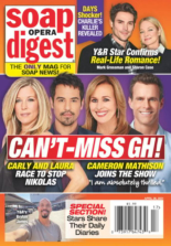 Soap Opera Digest April 26, 2021 Issue Cover