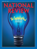 National Review November 01, 2021 Issue Cover