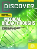 Discover July 01, 2021 Issue Cover