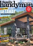 The Family Handyman September 01, 2021 Issue Cover