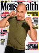 Men's Health September 01, 2021 Issue Cover