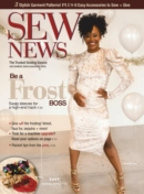 Sew News | 12/1/2020 Cover