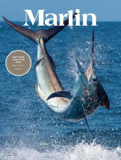 Marlin October 01, 2021 Issue Cover
