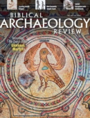 Biblical Archaeology Review September 01, 2021 Issue Cover