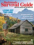 Backwoods Survival Guide September 01, 2021 Issue Cover