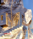 Architectural Record August 01, 2021 Issue Cover