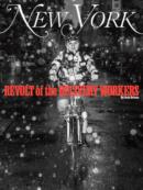 New York Magazine September 13, 2021 Issue Cover