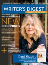 Writer's Digest   1/1/2020 Cover