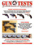 Gun Tests October 01, 2021 Issue Cover