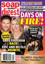 Soap Opera Digest July 19, 2021 Issue Cover