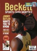 Beckett Sports Card Monthly November 01, 2020 Issue Cover