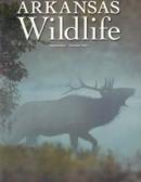Arkansas Wildlife September 01, 2021 Issue Cover